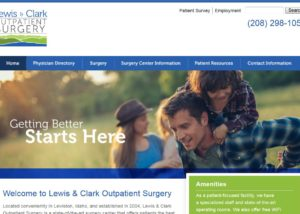 Lewis & Clark Orthopaedic Institute, LLC